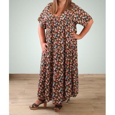 Robe longue Dorothée