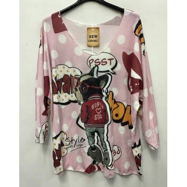 Pull Chien Super Star Rose