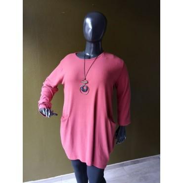 Robe collier