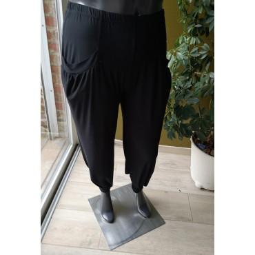 Pantalon Noir 2w